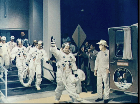 EXHIBIT C: NASA, CIRCA 1969
